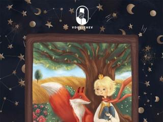 """Набор пазлов """"Маленький принц"""""""