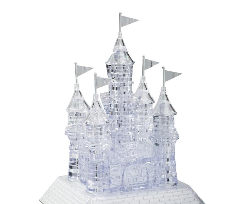 Замок со светом и музыкой  3D