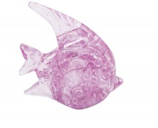 3D Crystal Puzzle Рыбка со светом YJ6911(29020А) (120/60)
