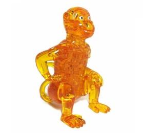 Обезьяна 3D пазл