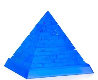 Пирамида со светом (большая)