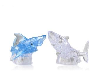 Акула со Светом 3D