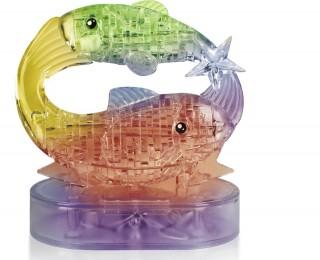 Рыбы со Светом 3D  Знаки Зодиака