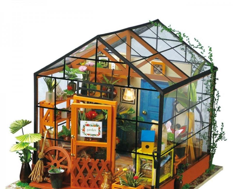 Цветочный домик (Зимний сад)