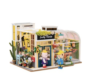 Цветочный магазин (Flower Shop)