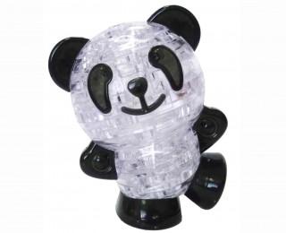 Панда со светом 3d пазл