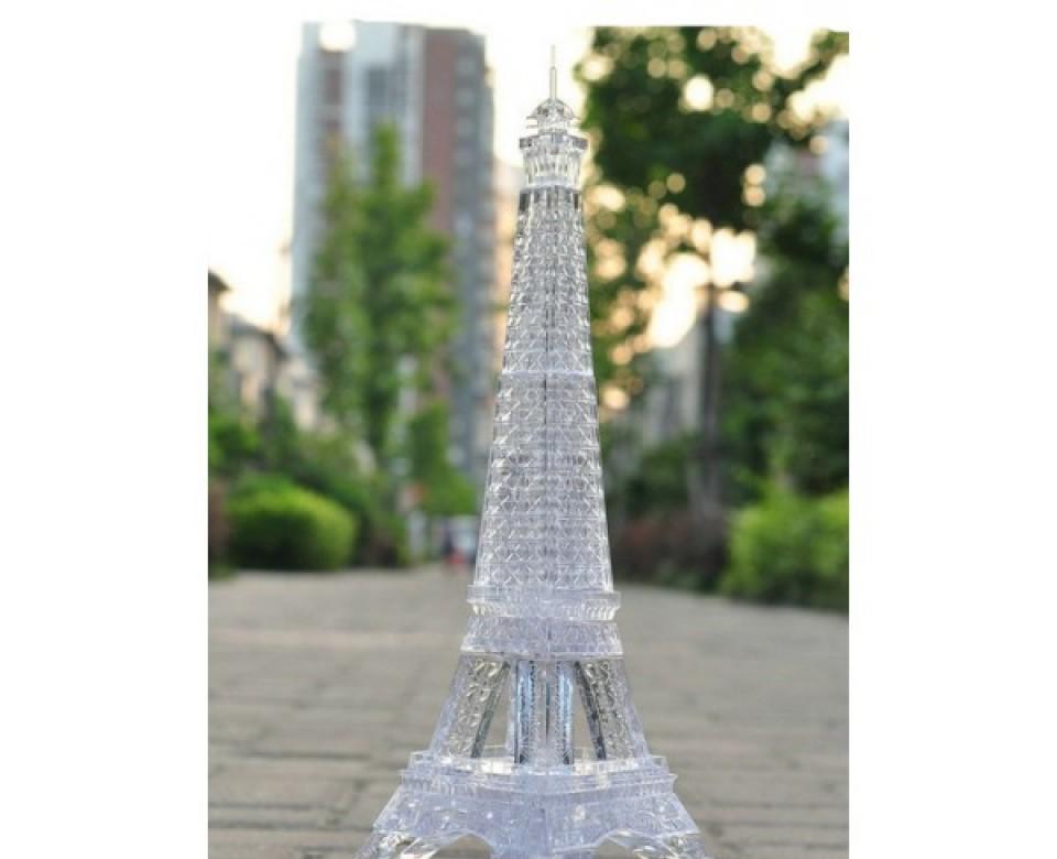 Эйфелева башня 3D на подставке XL