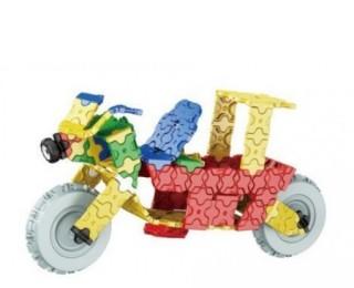 Конструктор пластиковый Мотоцикл