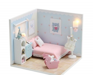 MiniHouse Мой дом 9 в 1: Моя спальня
