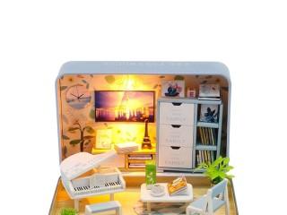 MiniHouse Румбокс в шкатулке: Парижские каникулы S931