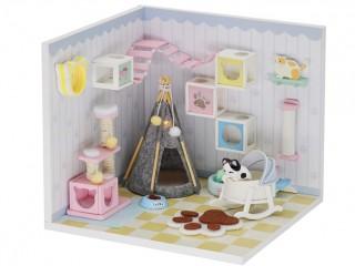 MiniHouse Мой дом 9 в 1: Мой кошкин дом
