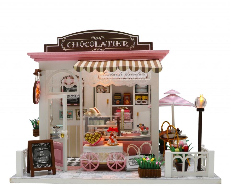 Шоколадница