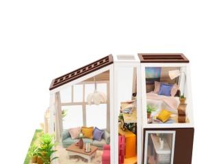 DIY Mini House Хижина 21-ого века
