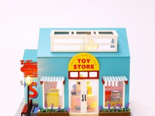 DIY Mini House Магазин игрушек