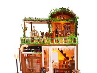 DIY Mini House Лаунж кафе