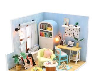 """DIY Mini House В стиле """"Ретро"""""""