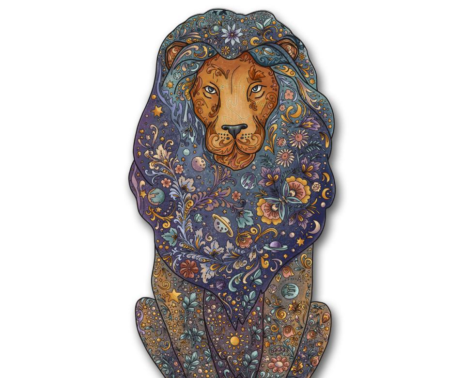 Пазл Вселенский Лев