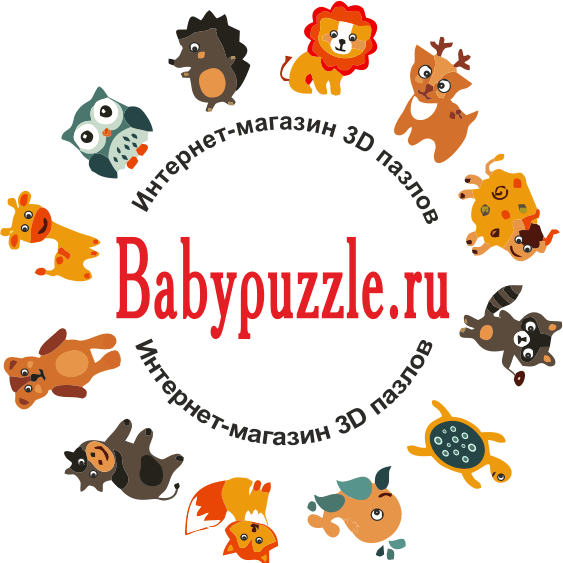 Бейби Пазл - Baby Puzzle RU